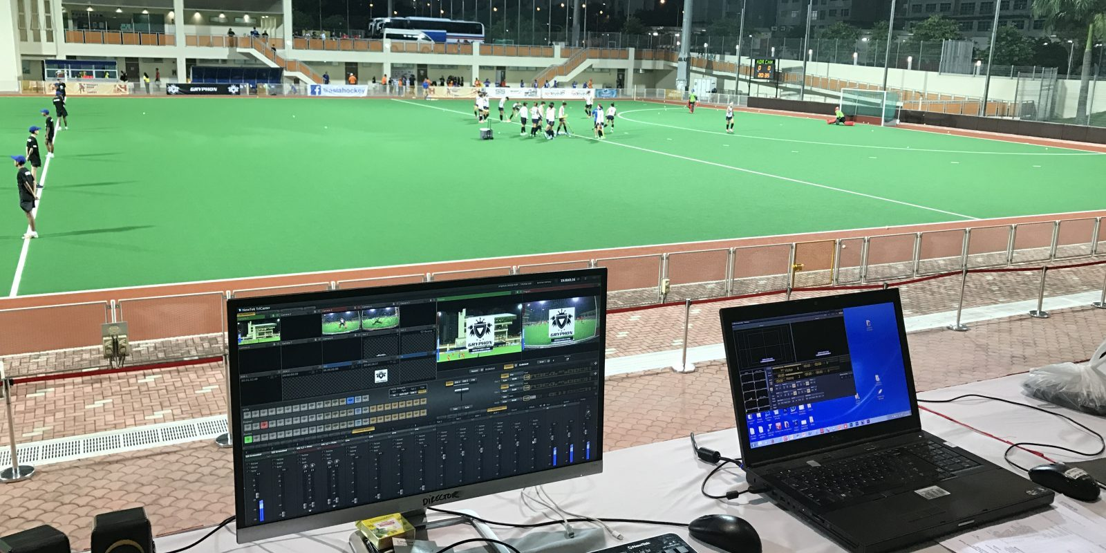 Spectrum TV Live Stream Singapore Hockey Seng Kang Stadium