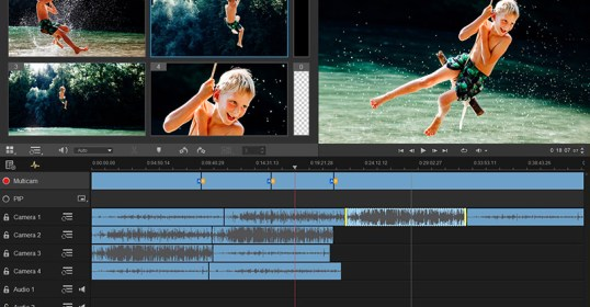 Video editing services