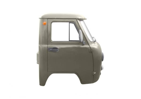 Кузов УАЗ-3303 КАБИНА в сборе под Инжекторный ДВС Защитный ...
