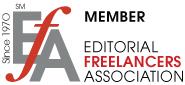 editorial freelancers association,efa,editor