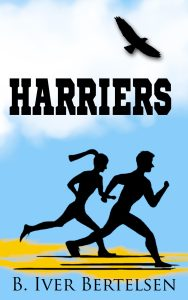 Harriers, Bertelsen, book, portfolio, copyediting, formatting, proofreading, cover design