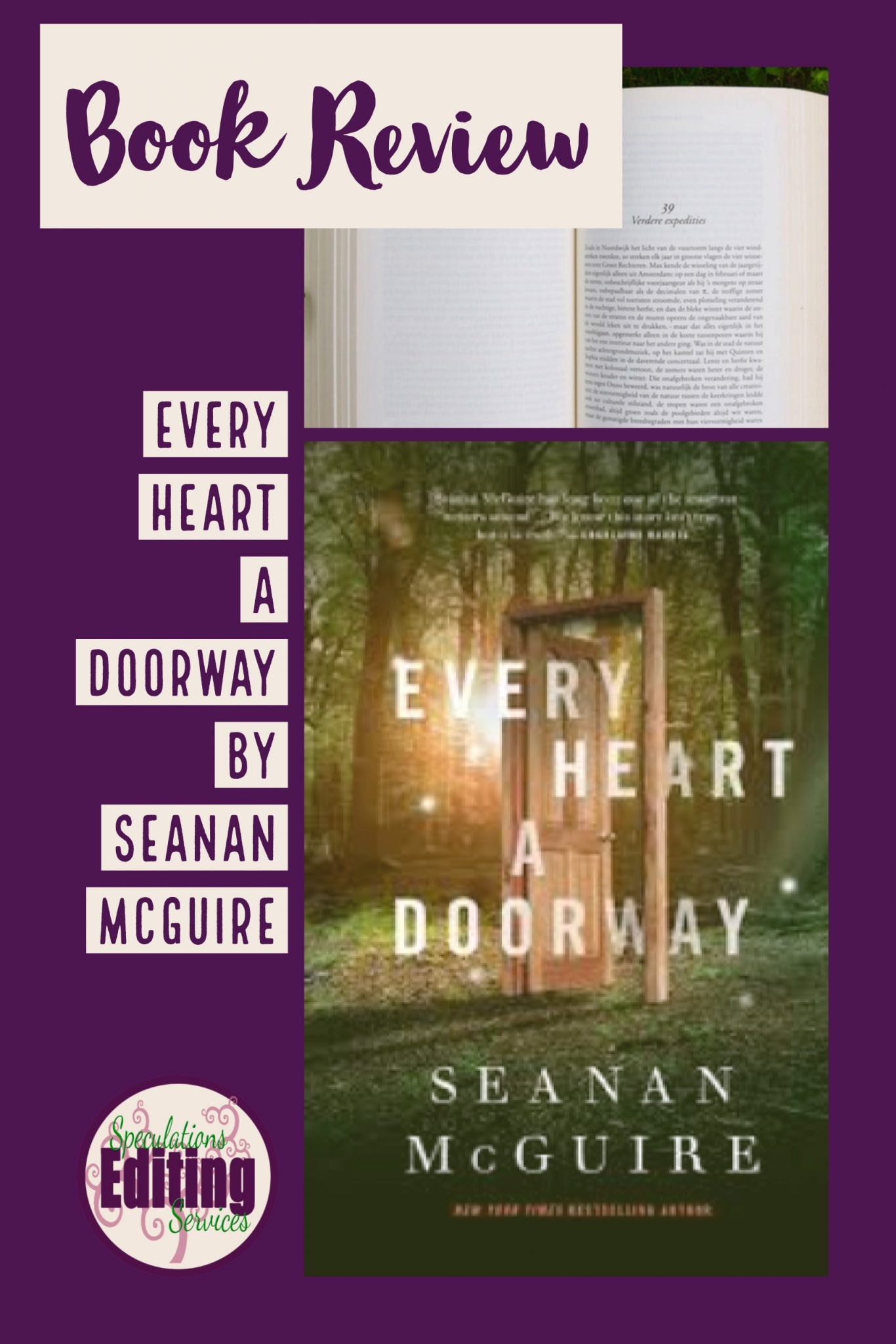 every heart a doorway, book review, seanan mcguire