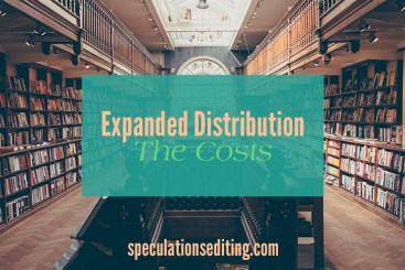 Expanded Distribution for Print Books: The Costs