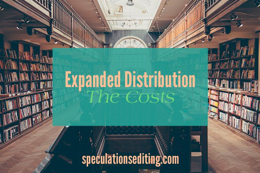 extended distribution, self-publishing, indie author, createspace, ingramspark