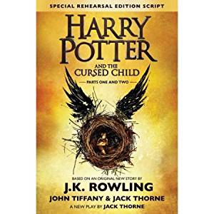 harry potter, book review