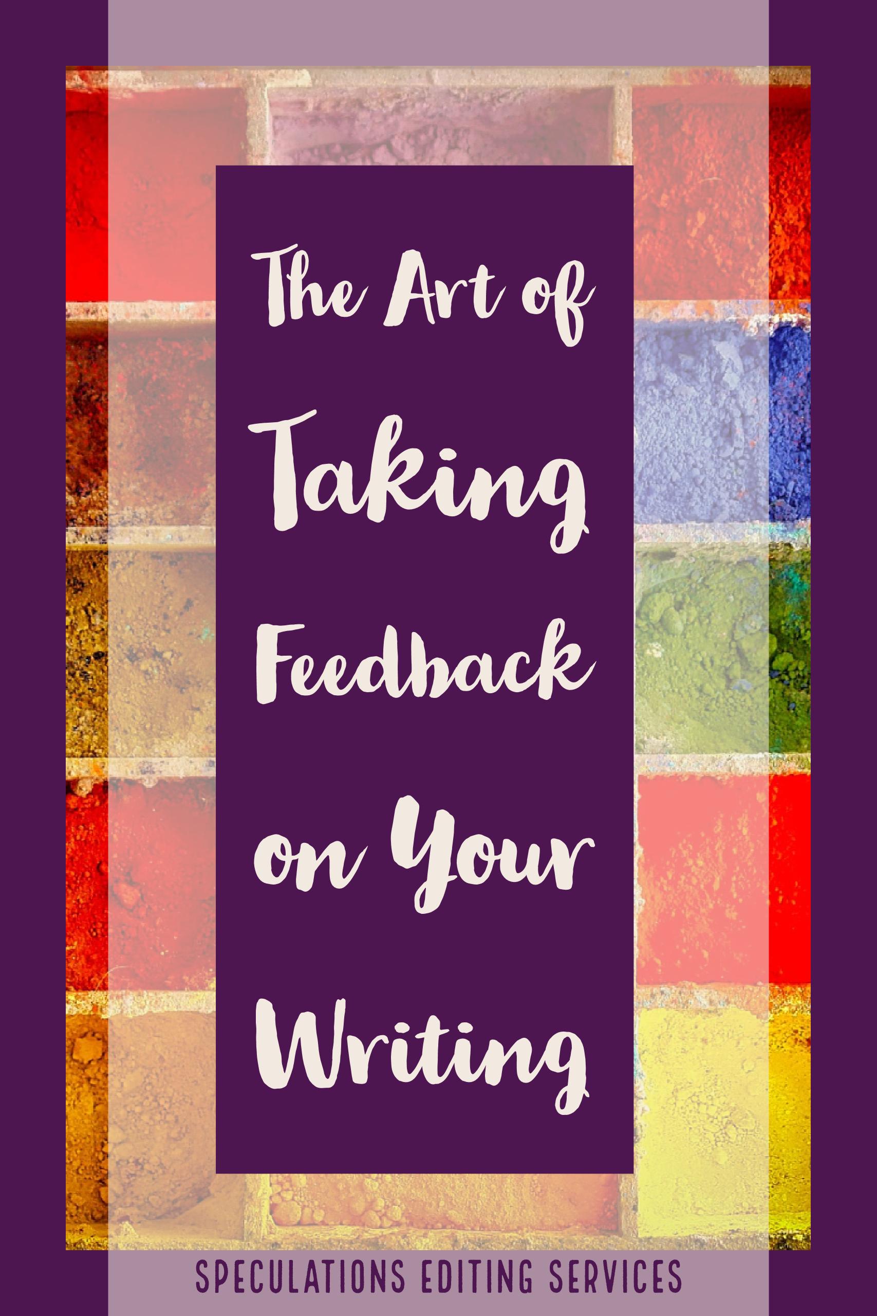 feedback, critique, beta reader, reader