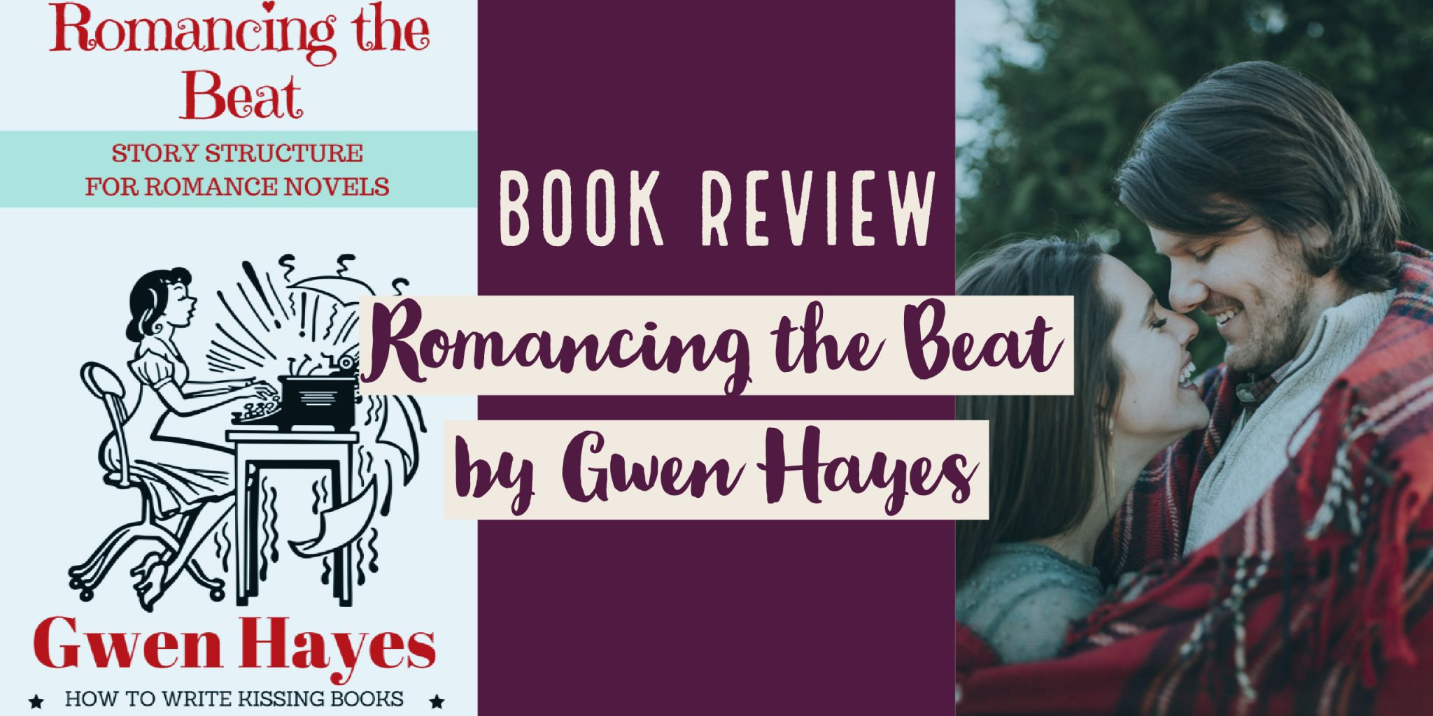 book review, romancing the beat, gwen hayes