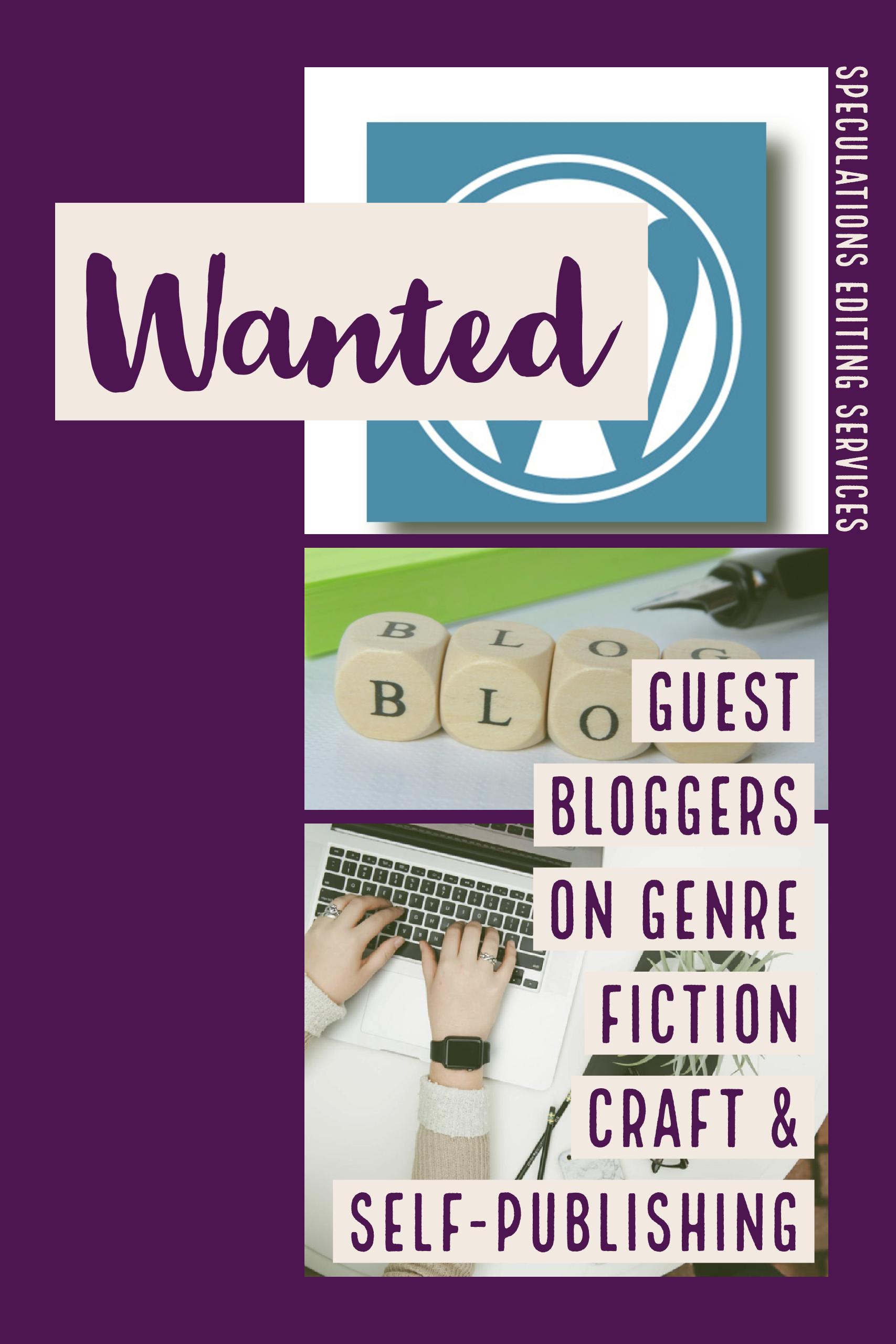 guest bloggers, guest blog, guest bloggers wanted