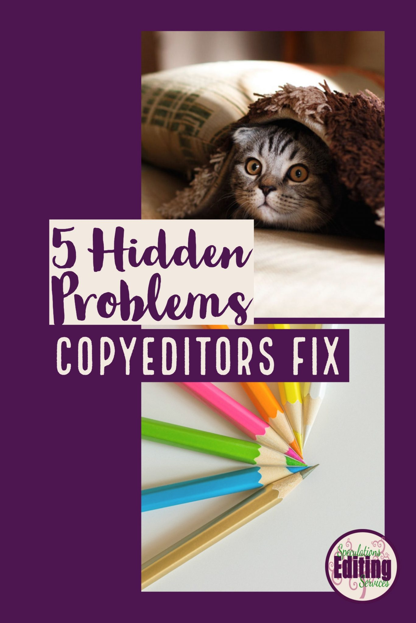 copyeditor, hidden problem