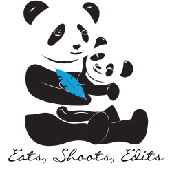 Eats, Shoots, Edits -- Stephanie Ward