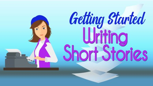 Link to Getting Started Writing Short Stories Skillshare class.