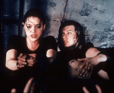 Resident Evil (Rain and Alice)