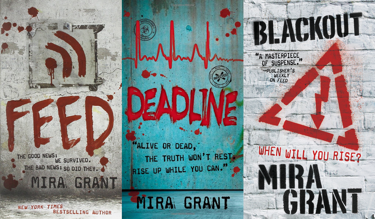 Hey George, Check This Out: Why You Should Read Mira Grant's Newsflesh  Series – Speculative Chic