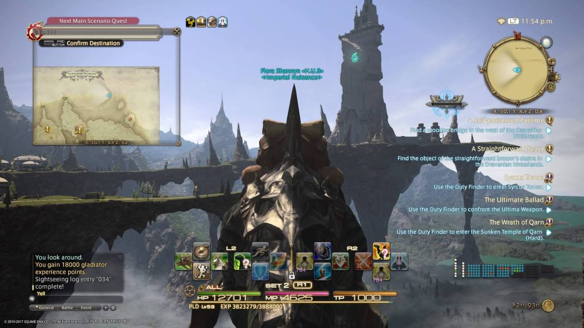 Do the Manderville! A Married Couple Bickers Over Final Fantasy XIV