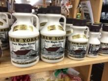 NY Maple Syrup