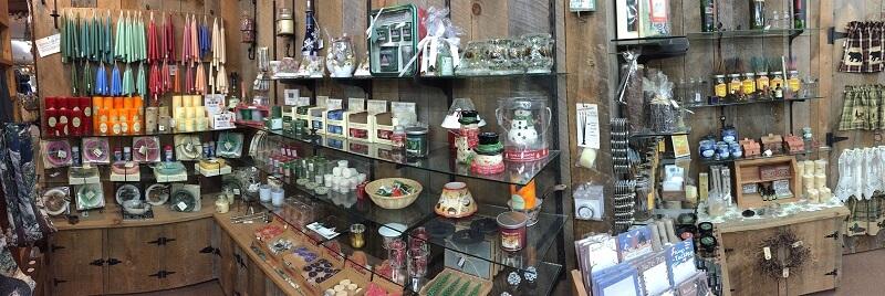 Speculator Department Store houseware gift display