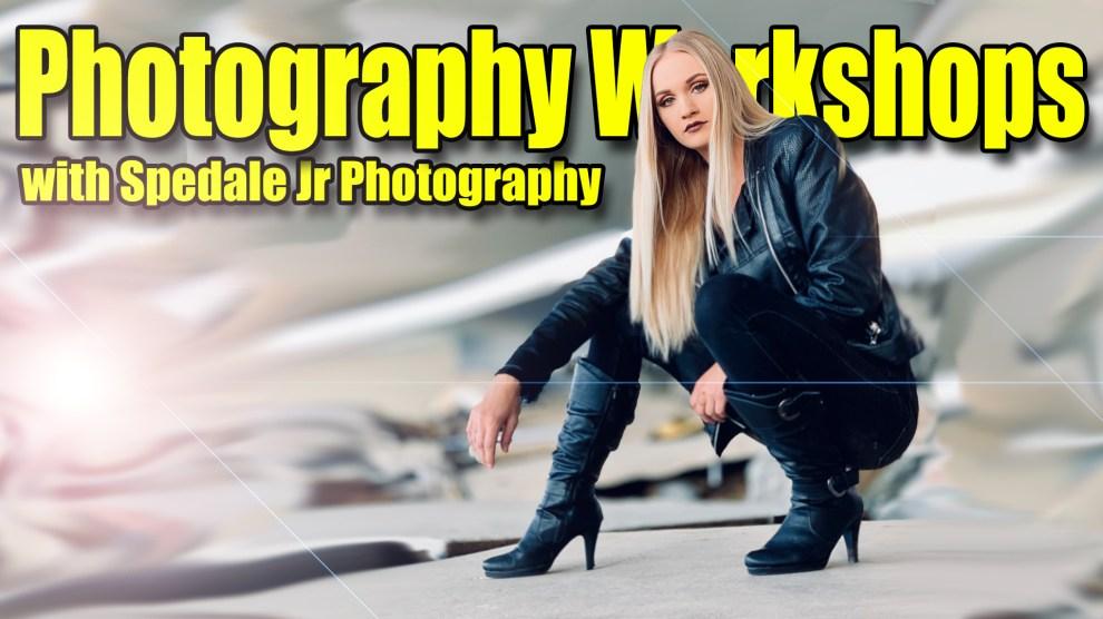 Free online photography workshop.
