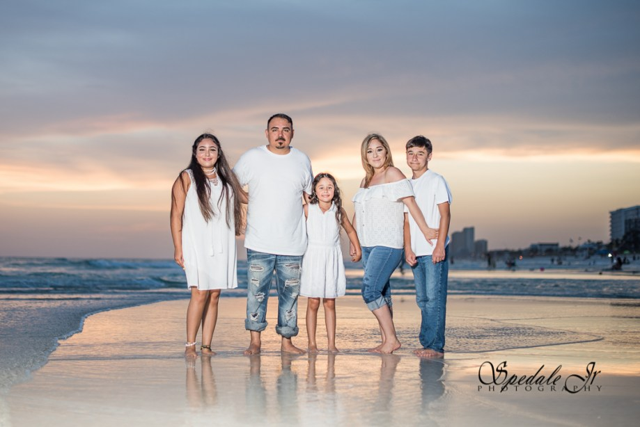 Spedale Jr. Photography LLC. You family beach photographer in Panama City Beach Florida