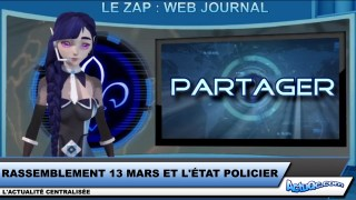 LE ZAP : WEB JOURNAL #1