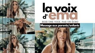 Message aux parents et aux enfants – Février 2021