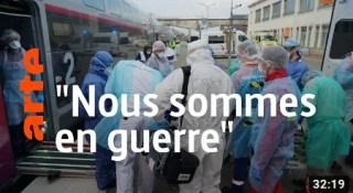 La France confinée et solidaire