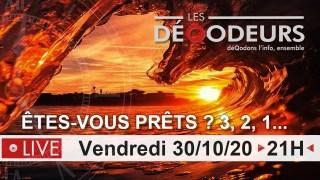 Live du 30/10/2020 – Le combat final !