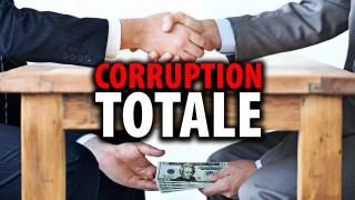 COUVRE-FEU AU QUÉBEC – CORRUPTION TOTALE