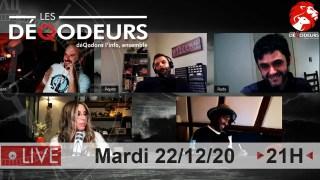 L'invité surprise (Ema Krusi) – (Live du 22/12/2020)