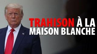 TRAHISON À LA MAISON BLANCHE