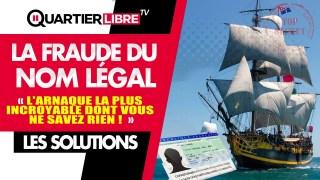QL26 – La fraude du nom légal, quelles sont les solutions
