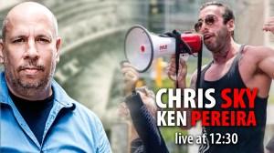 KEN PEREIRA MEETS CHRIS SKY IN MONTREAL