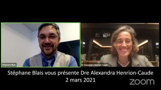 Dr Alexandra Henrion-Caude : C'est une injection de code génétique sur des gens sains qu'on veut reprogrammer…