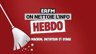 ONLI Hebdo #55 – Macron, dictateur et otage