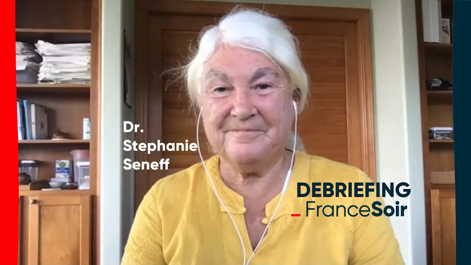 « Je pense que les personnes vaccinées seront désavantagées par rapport aux personnes non vaccinées » Stephanie Seneff