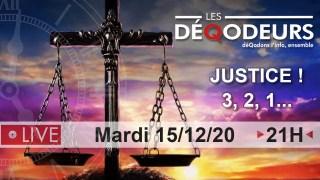 Justice dans 3, 2, 1…