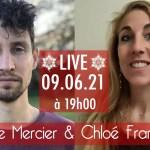 LIVE 🇪🇪 Jérémie Mercier & Chloé F. 🇨🇭 9.06.21