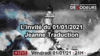 LE-MONDE-VA-CHANGER-!!!fin ITV de Jeanne Traduction (live du 1er janvier)