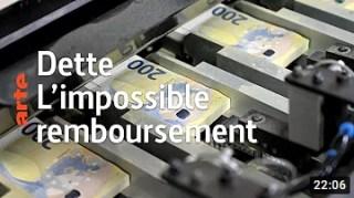 Dette : l'impossible remboursement ? – 28 Minutes – ARTE