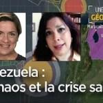 Leçon de géopolitique #04- Venezuela : le chaos et la crise sanitaire – Le Dessous des cartes | ARTE