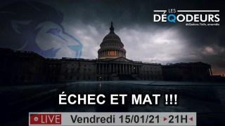 les Deqodeurs – Echec et mat (live du 15 Janvier)