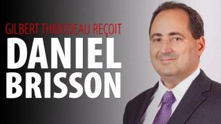 GILBERT THIBODEAU REÇOIT DANIEL BRISSON – CANDIDAT À LA CHEFFERIE DU PCQ