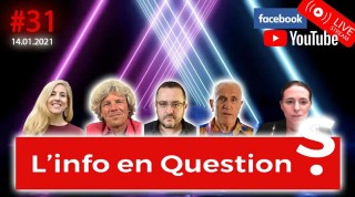 L'Info en QuestionS #31 – 14.01.21