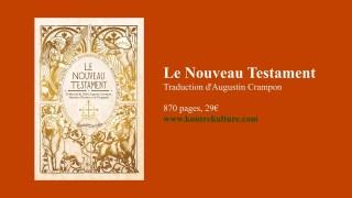 Alain Soral présente Le Nouveau Testament