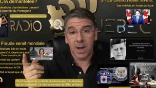 Coup d'État mondial: la CIA démantelée