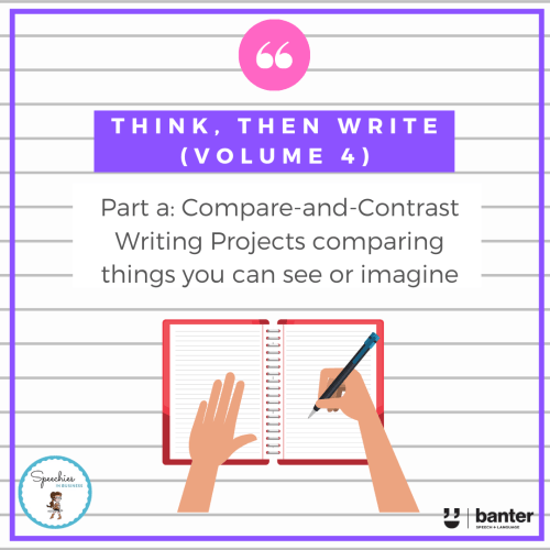 Think, then Write (Volume 4) Part a