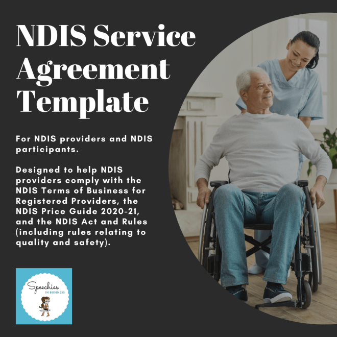 NDIS Service Agreement