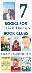 7 Popular Books Related to Speech Therapy and Communication Disorders