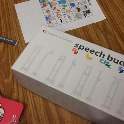 Speech Buddy Speech Therapy Tool Review