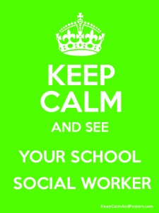 8 Things School Social Workers Do Everyday at School