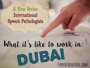 International Speech Pathologists Dubai